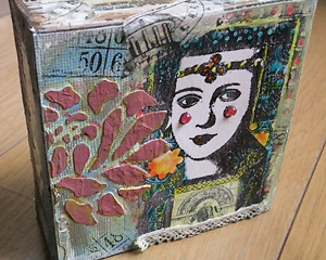 Mixed Media Box Canvas1