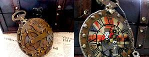 リアルっぽい懐中時計