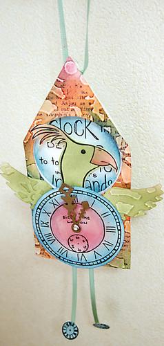 2012 ホビーショー _birdclock