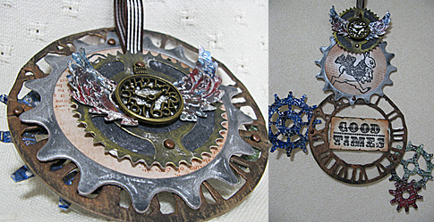 2011 スタカニ メタル 時計&ギアスライドカード