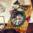 Sabrina さんとコラボWS Halloween Book